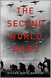 Featured Author Victor Davis Hanson, American military historian, essayist and university professor